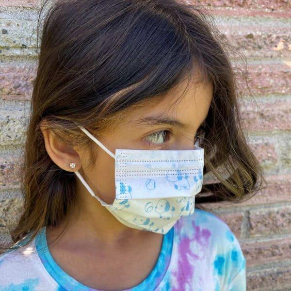 Kids face mask 50pcs