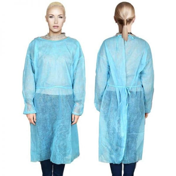 LEVEL 1 GOWNS - 20 GSM
