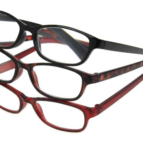 3 Pack of Reading Glasses