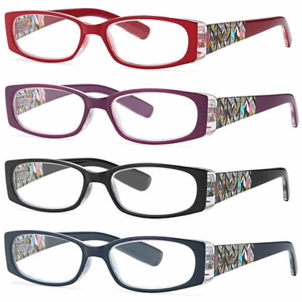 Magnification Reading Glasses for Women
