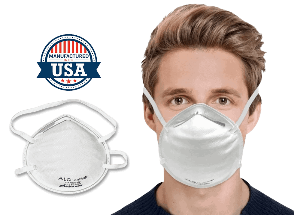 N95 face masks made in USA