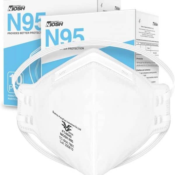 NIOSH Approved N95 Mask