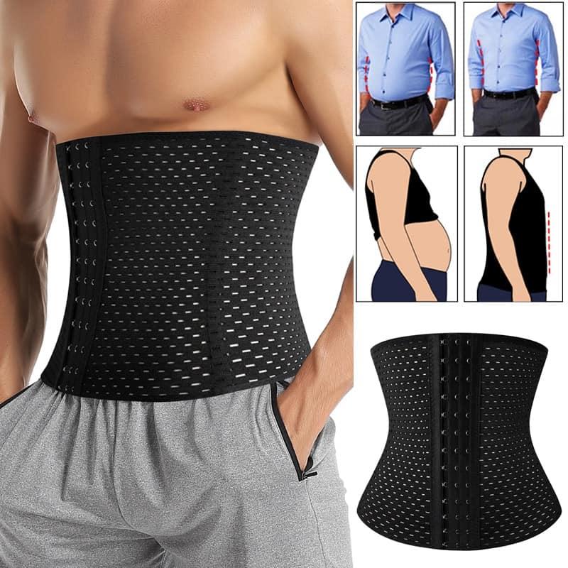 Mens Slimming Undershirt Body Shaper