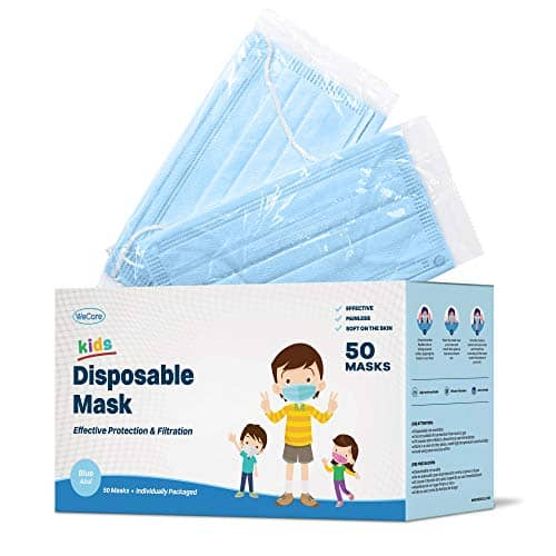 WeCare Disposable Face Masks