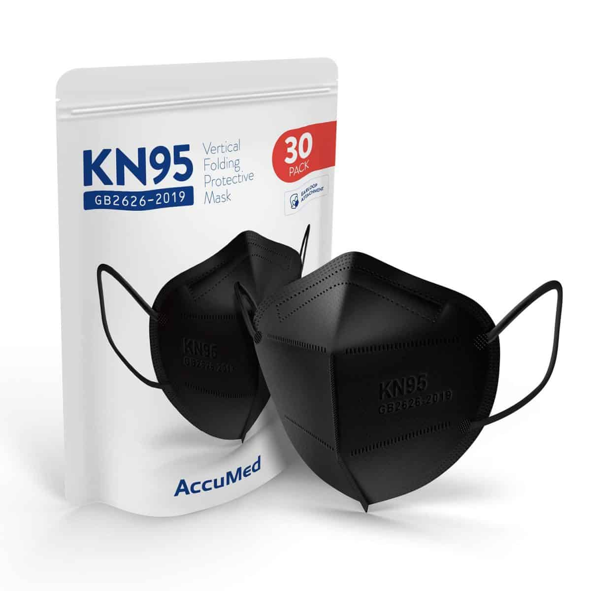 AccuMed KN95 face mask