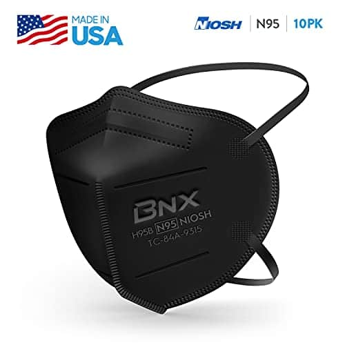 BNX N95 Mask made in USA