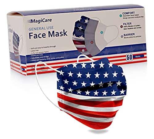 MagiCare American Flag Mask