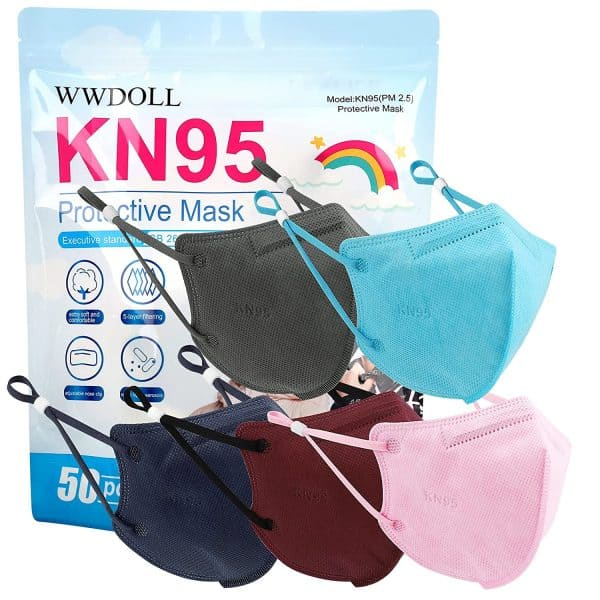 kids KN95 face mask WWDOLL