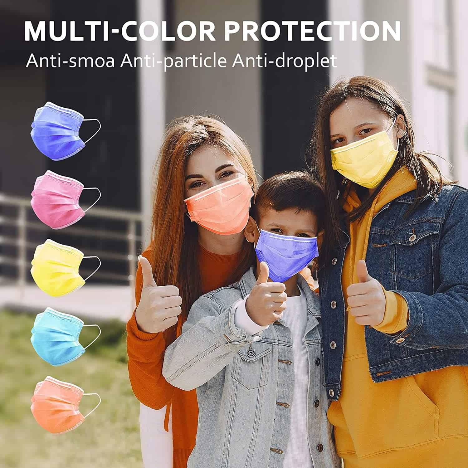 Disposable Face Masks made in USA
