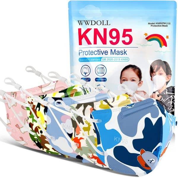 best kids kn95 mask wwdoll