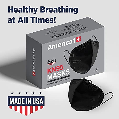 best KN95 Face Masks Made in USA
