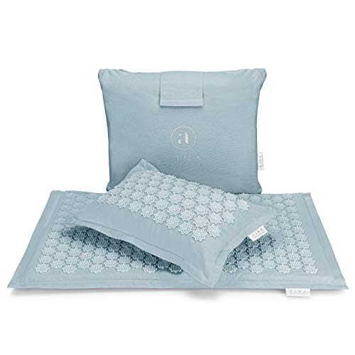 Eco Lite Acupressure Mat and Pillow